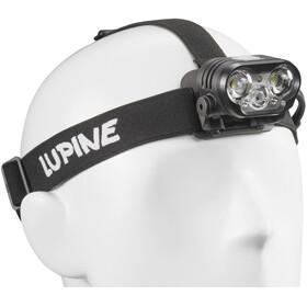 Lupine Blika All-in-One Lampa na kask czarny
